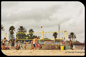 Learn&play Beach Vòlei