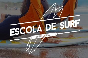 ESCOLA DE SURF A ESPAI DE MAR