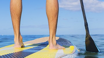 STAND UP PADDLE i SURF TOT L'ANY!