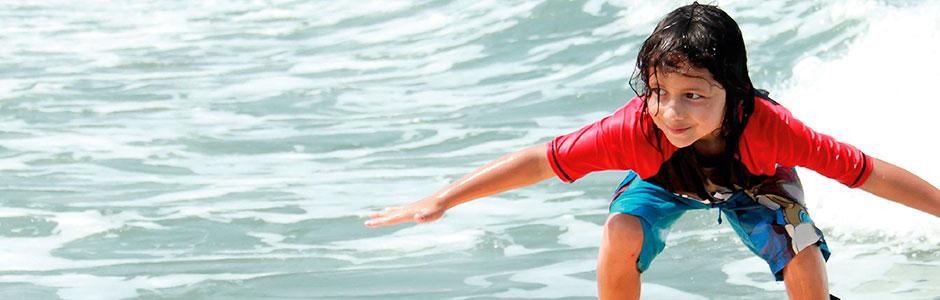 CAMPUS surf BANNER