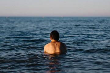 Natació en aigües obertes.