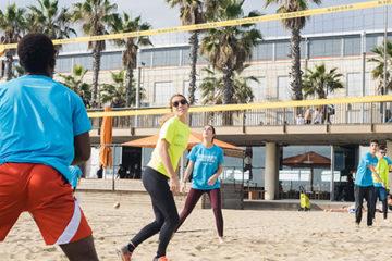 Voleibol platja