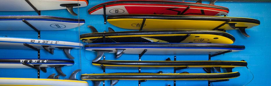 SURF BOX header