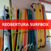 REOBERTURA SURFBOX