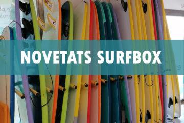 Recollida de material surfbox