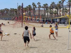 activitat beach voley 2